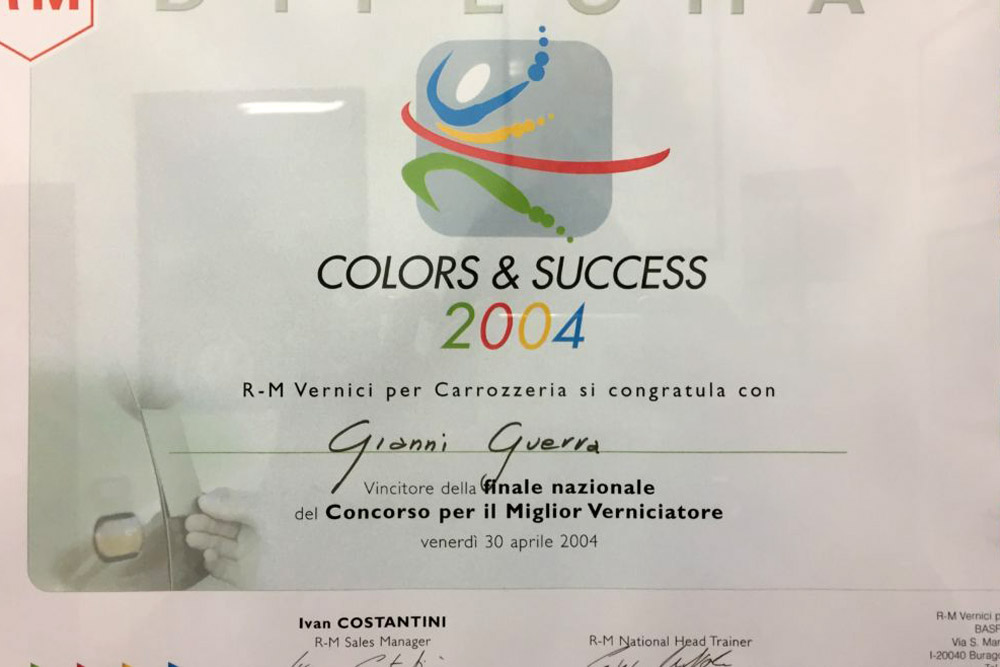 colors and success